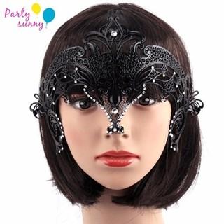 Металлическая резная маска 2487