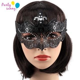Металлическая резная маска 2474