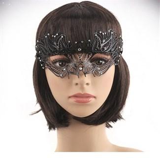 Металлическая резная маска 2476