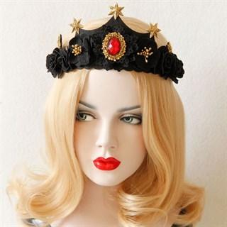 Готическое украшение на голову корона