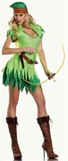 Карнавальный костюм лесной разбойницы