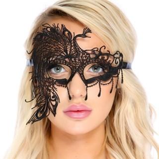 Кружевная маска для глаз