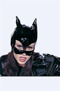 Маска женщины кошки ПВХ