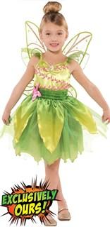 Костюм цветочной феи для девочки