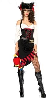 Соблазнительная пиратка