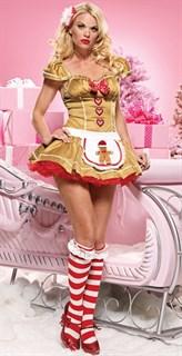 Девушка-печенька