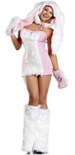 Платье зайчика и длинные уши